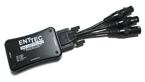 Enttec DMX USB Pro MK2 Interface Image